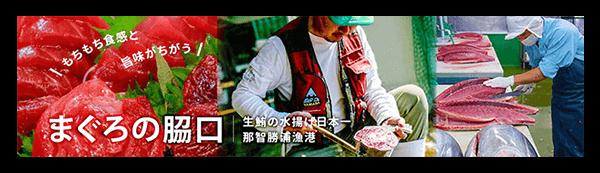 ヤマサ𦚰口水産のトップスライド